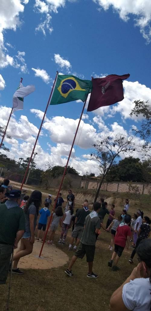 Escoteiros do Brasil CROV II
